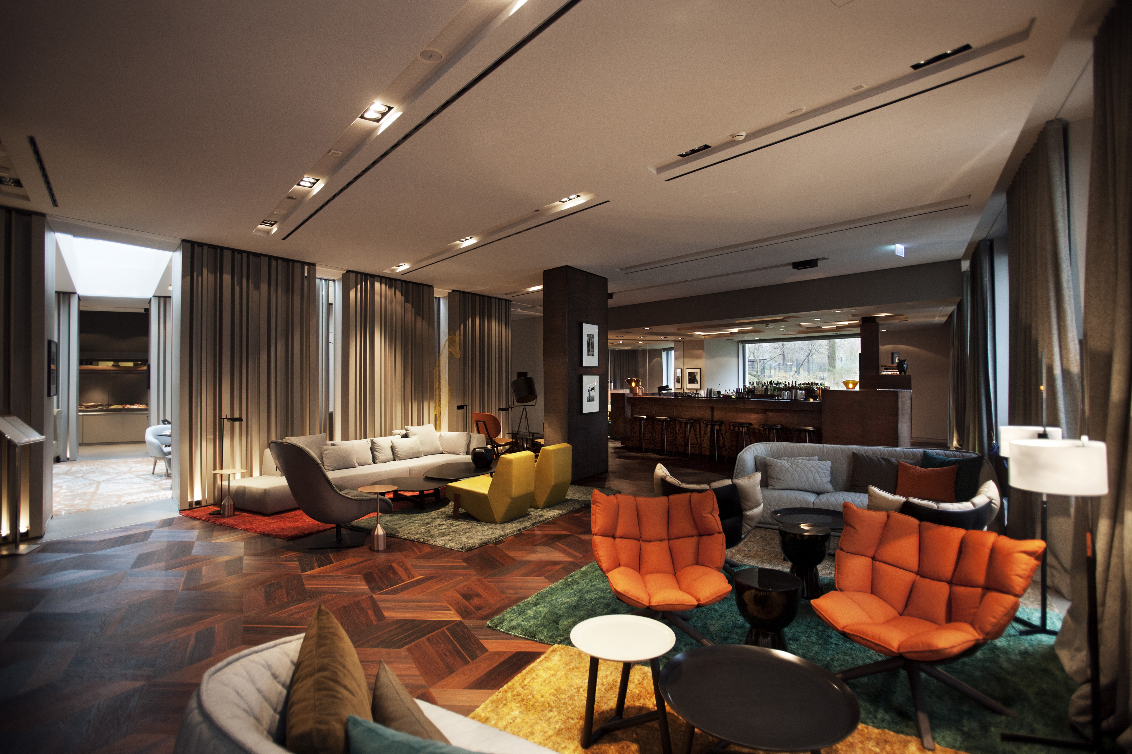 lvg arquitectura hotel das stue berl n. Black Bedroom Furniture Sets. Home Design Ideas